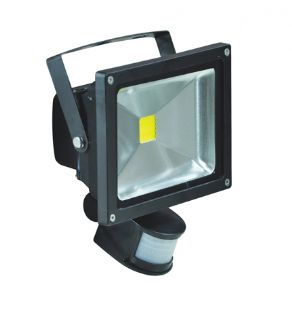 20W LED Flood light with PIR Sensor